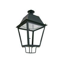 Luminaire en saillie / à LED / d'extérieur / en acier