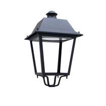 Lampadaire urbain / classique / en aluminium / à LED