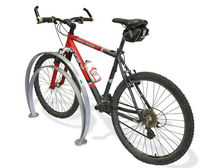 Range-vélo en acier galvanisé / en inox