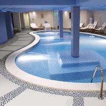 Mosaïque d'intérieur / de piscine / pour plage de piscine / au sol