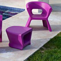 Chaise contemporaine / 100% recyclable / en polyéthylène / par Karim Rashid