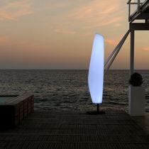 Lampe sur pied / design original / en polyéthylène