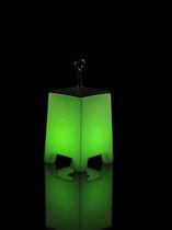 Lampe sur pied / design original / en thermoplastique / d'extérieur
