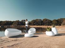 Jardinière en polyéthylène / design original