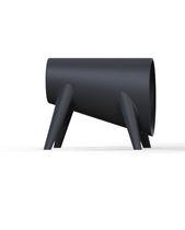 Tabouret design original / en polyéthylène / 100% recyclable / de jardin