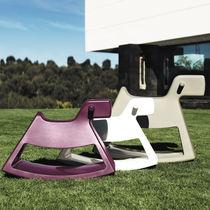 Chaise design original / pour enfant / 100% recyclable / à bascule