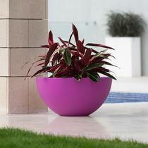 Pot de jardin en polyéthylène / rond