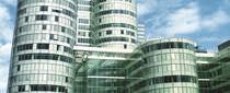 Panneau en verre à double vitrage / à contrôle solaire / pour protection incendie / pour façade