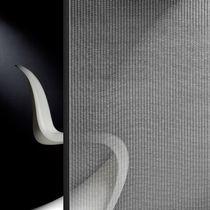 Tissu d'ameublement / mural / pour store enrouleur / uni