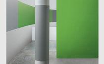 Revêtement mural en tissu / en polyester / professionnel / mat