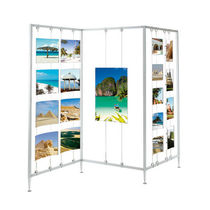 Panneau d'affichage d'intérieur / en aluminium