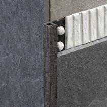 Profilé de finition en PVC / pour angle extérieur