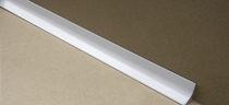 Profilé de finition en aluminium / pour carrelage / pour angle intérieur