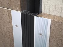 Joint de dilatation en aluminium / pour barrage