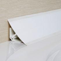 Profilé de finition en PVC / pour angle intérieur