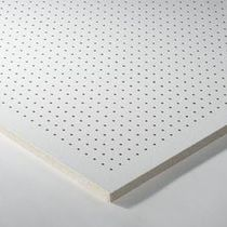 Faux-plafond en laine minérale / en dalles / acoustique / ignifuge