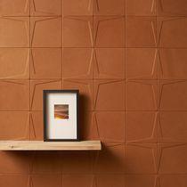 Carrelage d'intérieur / mural / en cuir / mat