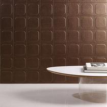 Carrelage mural / en cuir / mat / à effet dimensionnel