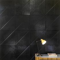 Carrelage mural / en cuir / 3D / à effet dimensionnel