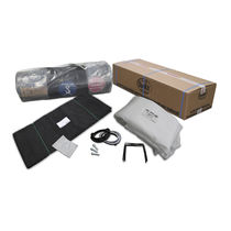 Kit d'étanchéité en PVC / pour filtre à sable