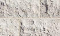 Parement en pierre / extérieur / intérieur / texturé