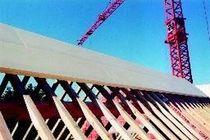 Isolant thermo-acoustique / en polystyrène extrudé / pour toiture / en panneaux rigides