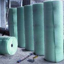 Sous-couche résiliente en rouleau / en polyéthylène