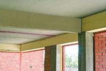 Isolant thermo-acoustique / en polystyrène extrudé / pour mur / en panneaux rigides