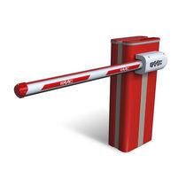 Barrière de contrôle d'accès / levante / en métal / hydraulique