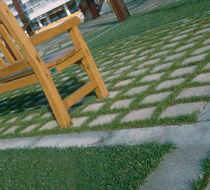 Gazon en dalles / pour espace public