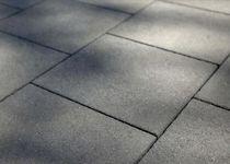 Carrelage d'intérieur / au sol / en basalte / mat