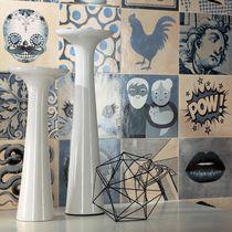Carrelage mural / de sol / en grès cérame / à motif