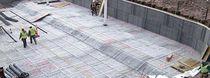 Membrane d'étanchéité pour mur / de fondation / de drainage / en rouleau