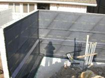 Membrane d'étanchéité en caoutchouc / en asphalte / en composite / en polyéthylène