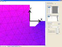 Logiciel de calcul pour murs de soutènement / pour structure béton