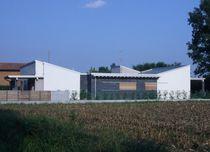 Maison duplex / contemporaine / en bois massif / écologique