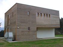 Maison individuelle / modulaire / contemporaine / à ossature bois