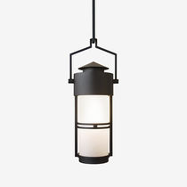 Lampe suspension / contemporaine / en métal / d'extérieur