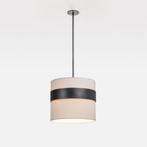 Lampe suspension / contemporaine / en papier / en métal