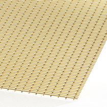 Grille métallique pour agencement intérieur / pour plafond / de bardage / pour brise-soleil