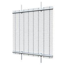 Système de fixation coulissant / en acier inoxydable / pour bardage de façade / pour agencement intérieur