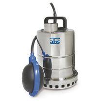 Pompe à eau en acier inox / immergé