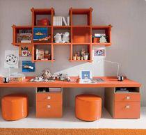 Bureau en bois contemporain pour enfant JOKER Quelli della