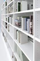 Bibliothèque haute / basse / contemporaine / pour bureau