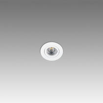 Downlight encastré / à LED / halogène / rond