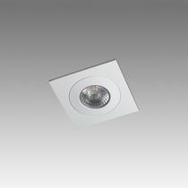 Downlight encastré / à LED / carré
