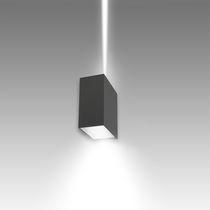 Applique murale contemporaine / d'extérieur / en aluminium / à LED