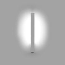 Applique murale contemporaine / en métal / à LED / linéaire