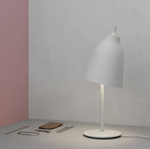 Lampe de table / contemporaine / en acier / en aluminium