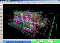 Logiciel CAO / de Système d'Information Géographique (SIG) / pour structure en acier / 3D